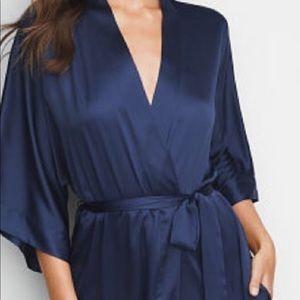 Victoria's Secret Intimates Satin Robe